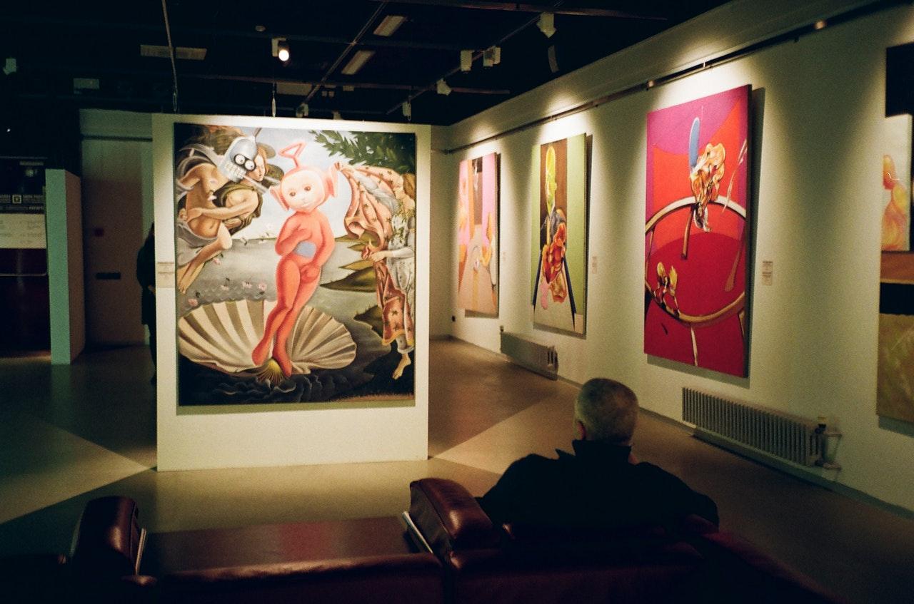 evenementen bij centraal museum
